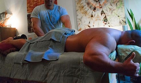 ほどよい筋肉痛になるぐらいの筋トレをする