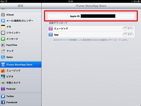 iTunes Store/App Store