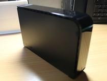 BUFFALO 外付けハードディスクPC/2TB HD-LB2.0TU2/N