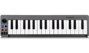 Keystation Mini 32 - 32鍵超小型キーボード・コントローラー