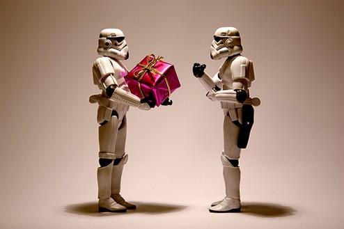 ちょっとしたプレゼントで喜ばれます