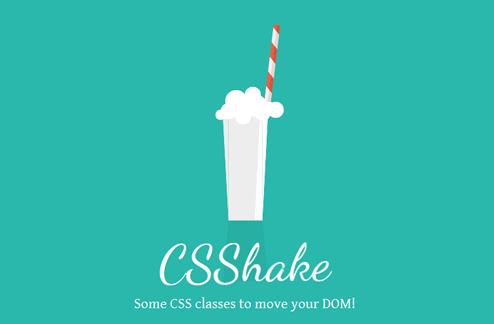 「CSS Shake」を使って注意を引きたいテキスト・画像が揺らす(サンプル付き)