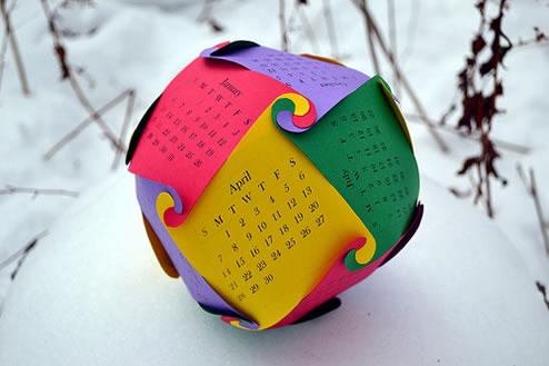 これは面白い!「○月から本気出すのカレンダー」