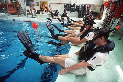 筋トレから水泳