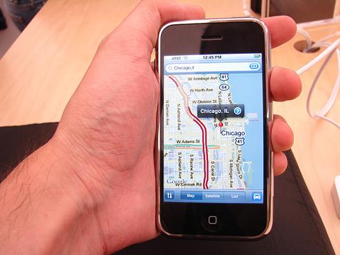 旅行先に便利 新Googleマップの「マイマップ」で地図作成