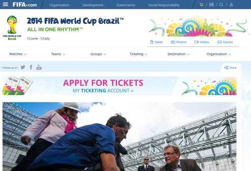 2014ブラジルワールドカップ