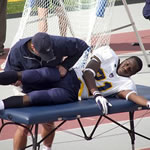 バスケ中に起こったときの怪我の予防と対処法