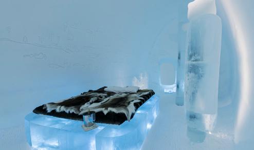 アイスホテル (IceHotel) スウェーデン