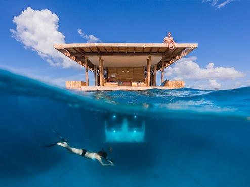 マンタ・リゾート (The Manta Resort) タンザニア