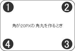 角丸ボックス