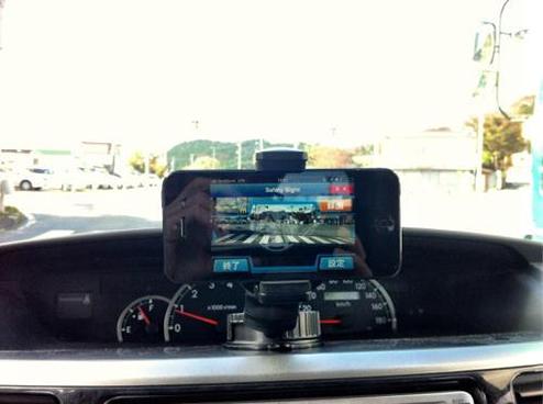 iPhoneが多機能ドライブレコーダーに変身!事故の際にも頼れる『Safety Sight』を試してみた