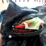 バーガーキングから期間限定で黒いハンバーガーが発売されたので食べてきた!