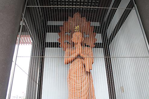 秋の日泰寺