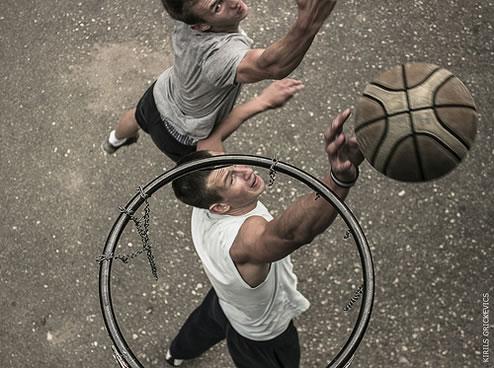 週に1回のバスケの練習でも効率のよい練習はコレだ!