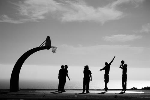 年をとってもバスケを長くやっているプレーヤー