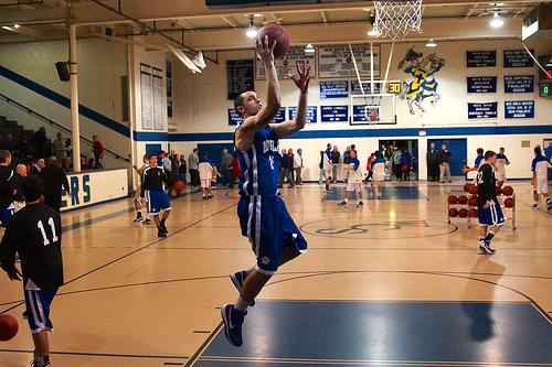 [バスケ] 自分のプレーを分析して練習に取り入れる