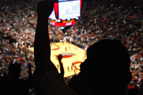 日本のバスケが人気が出るように日本代表が身近で見れるようにしてみませんか?