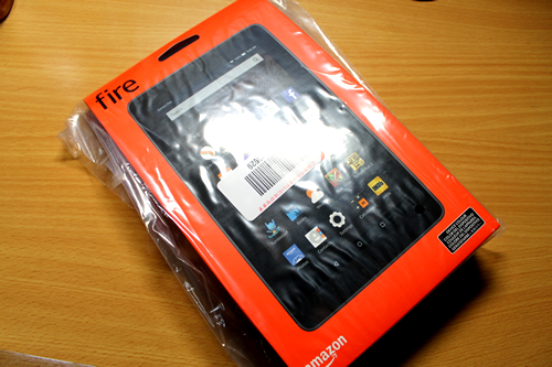 Kindle Fire タブレット8GB